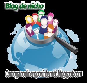 blog de nicho en blogger