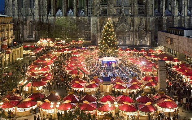 Berlin Christmas Markets (image via www.telegraph.co.uk)