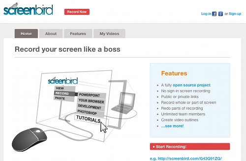 Screenbird