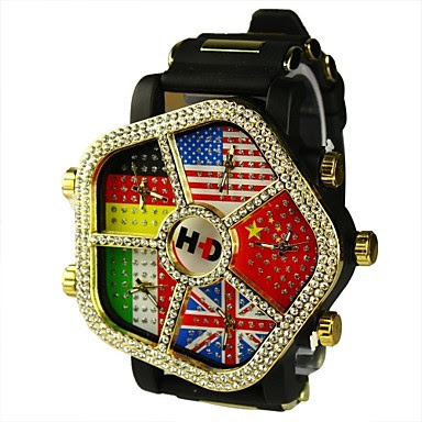 Reloj Cinco Naciones