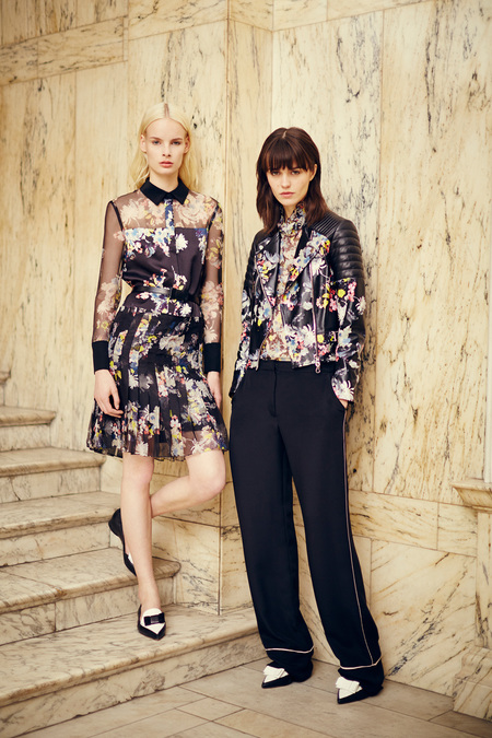 Erdem Resort 2014 on HoneynSilk.com