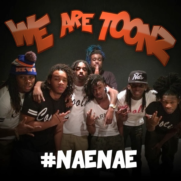 We Are Toonz - Drop That #NaeNae - Single Cover
