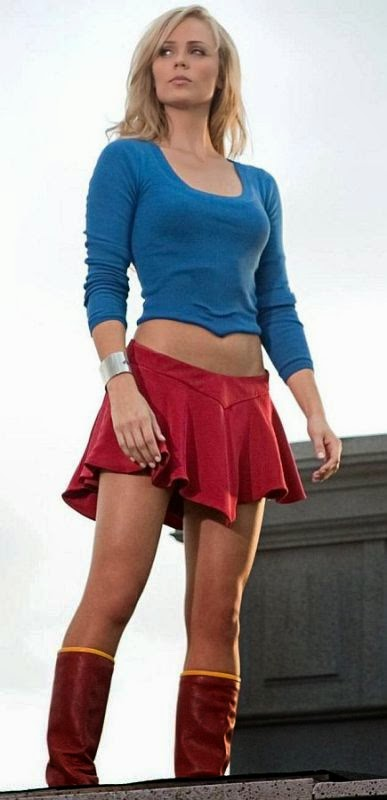 Supergirl - Laura Vandervoort on Smallville