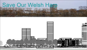 Stopping Barnet&#39;s West Hendon development