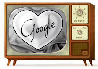 I Love Lucy 100th Birthday Google Doodle