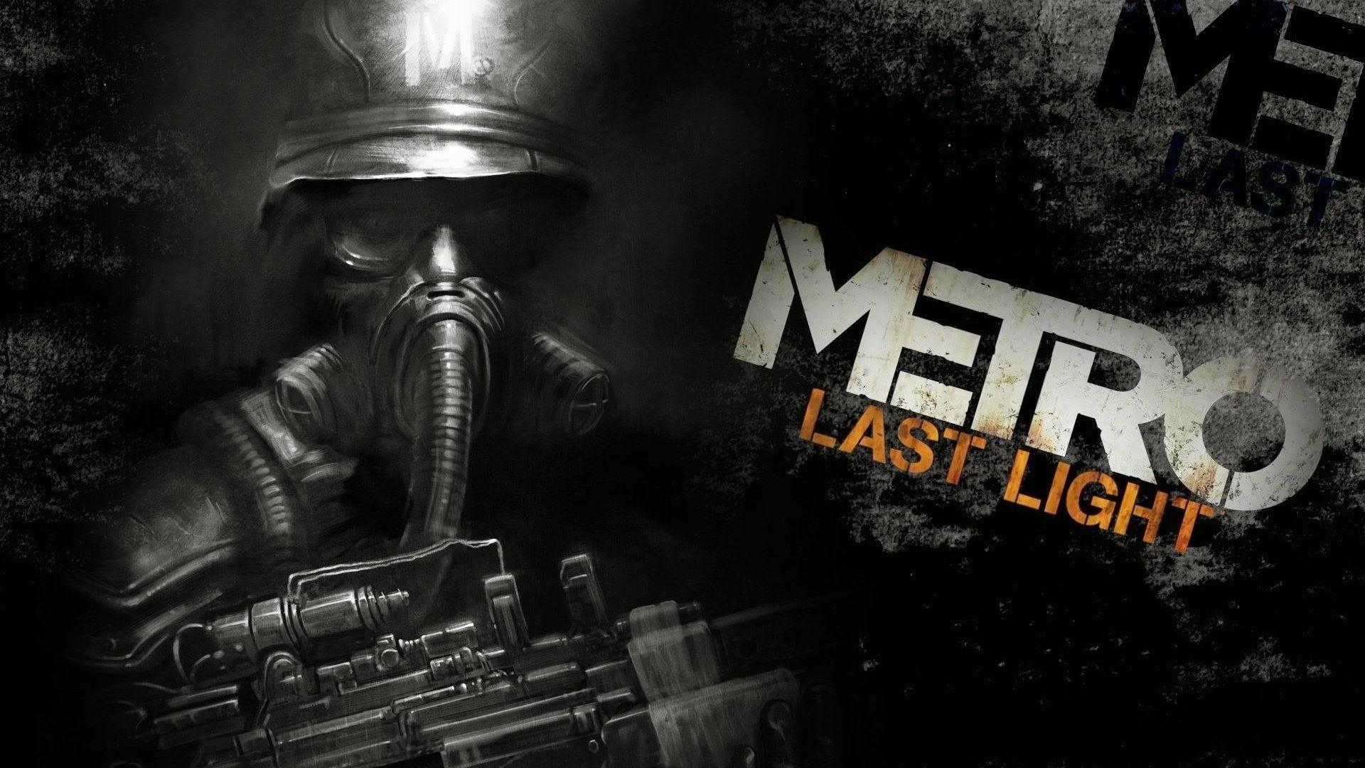 Metro 2033 Луч надежды  Metro 2033 Last Light RePack