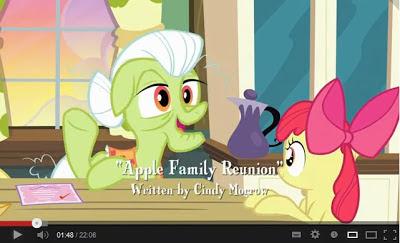 My Little Pony: Friendship is Magic - Apple Family Reunion