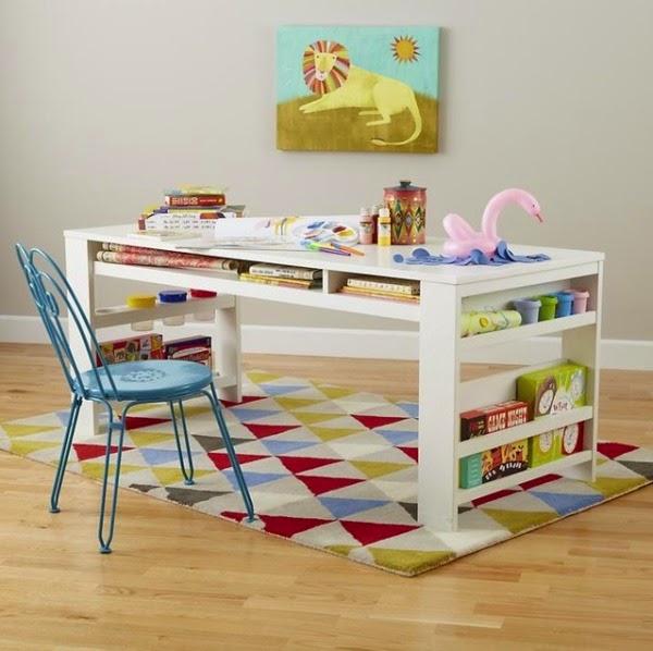 Идеи детский столик