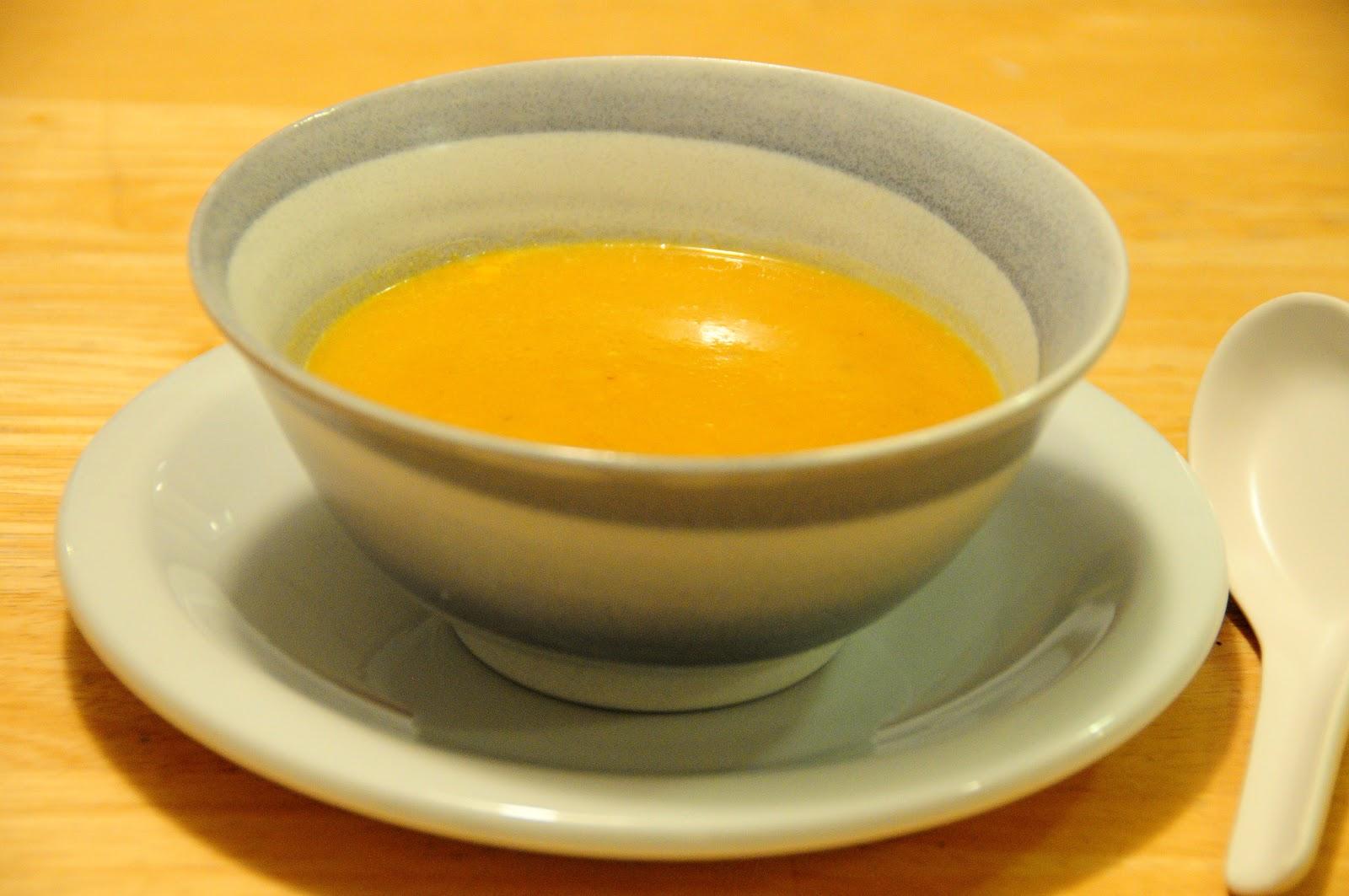 butternut corn chowder