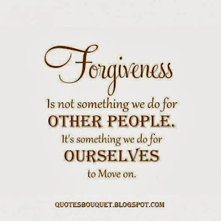 QUOTES BOUQUET: Forgiveness Is not Something We Do For Other People, Its Something We Do For Ourselves To Move On