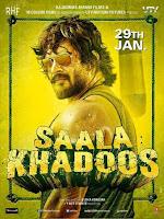 Saala Khadoos 2016 480p Hindi CAMRip Full Movie Download