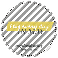 Challenge: Blog Every Day In May 2013