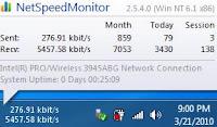 COME MONITORARE LA VELOCITÀ DELLA CONNESSIONE ADSL