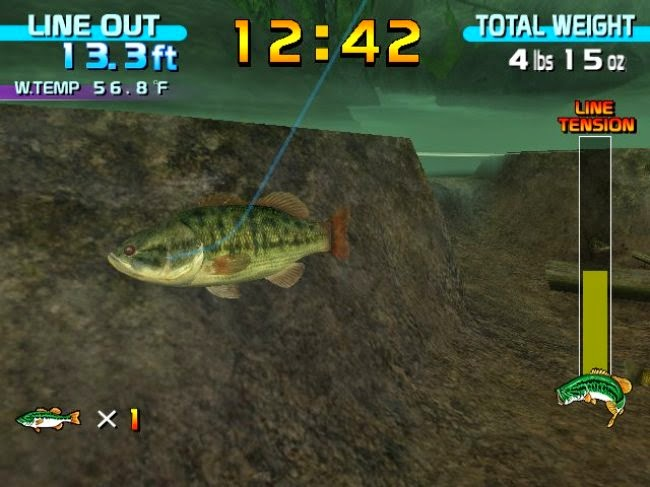 Pro bass fishing 2003 crack chomikuj for Pro fishing games