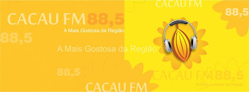 ESCUTE A CACAU FM 88,5