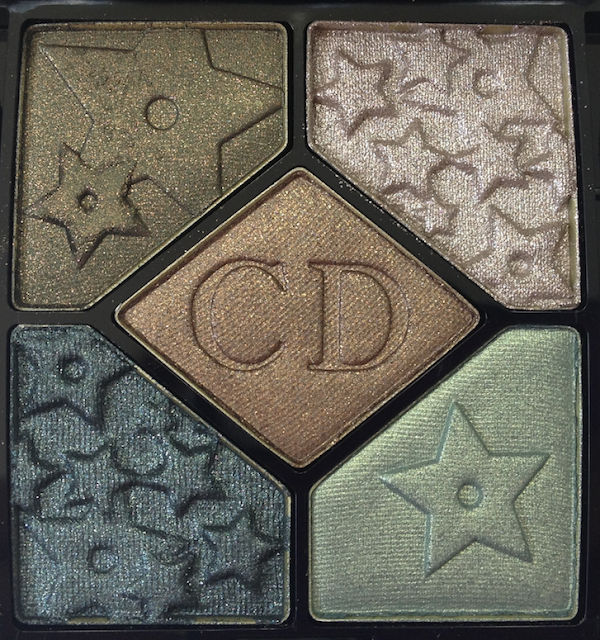 Dior Mystic Metallics Collection Fall 2013 - Bonne Étoile Palette