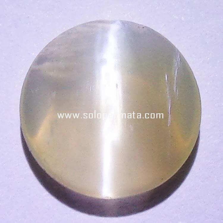 Batu Permata Opal Cat Eye - 27A10