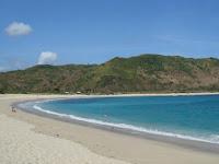 pantai mekaki lombok