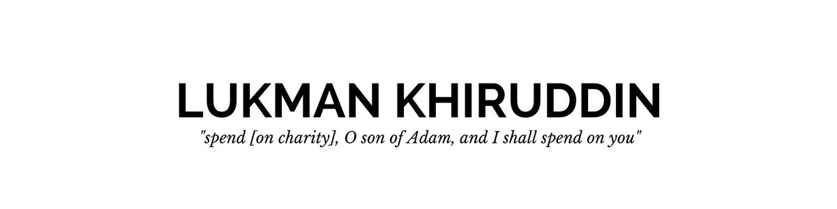 lukmankhiruddin