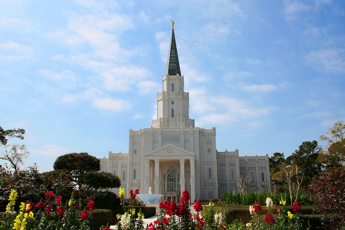 houston lds temple 1 - photo #14