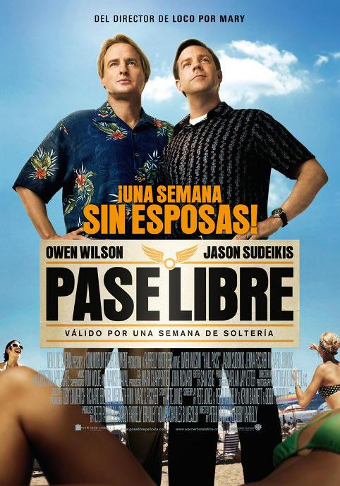 Pase Libre (2011) DVDRip Español Latino 1 Link