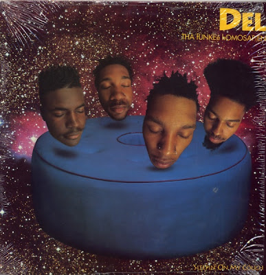 Del Tha Funkee Homosapien – Sleepin' On My Couch (CDS) (1991) (320 kbps)