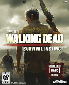 Cover Of The Walking Dead Survival Instinct Full Latest Version PC Game Free Download Mediafire Links At worldfree4u.com