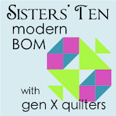 Sisters 10 BOM