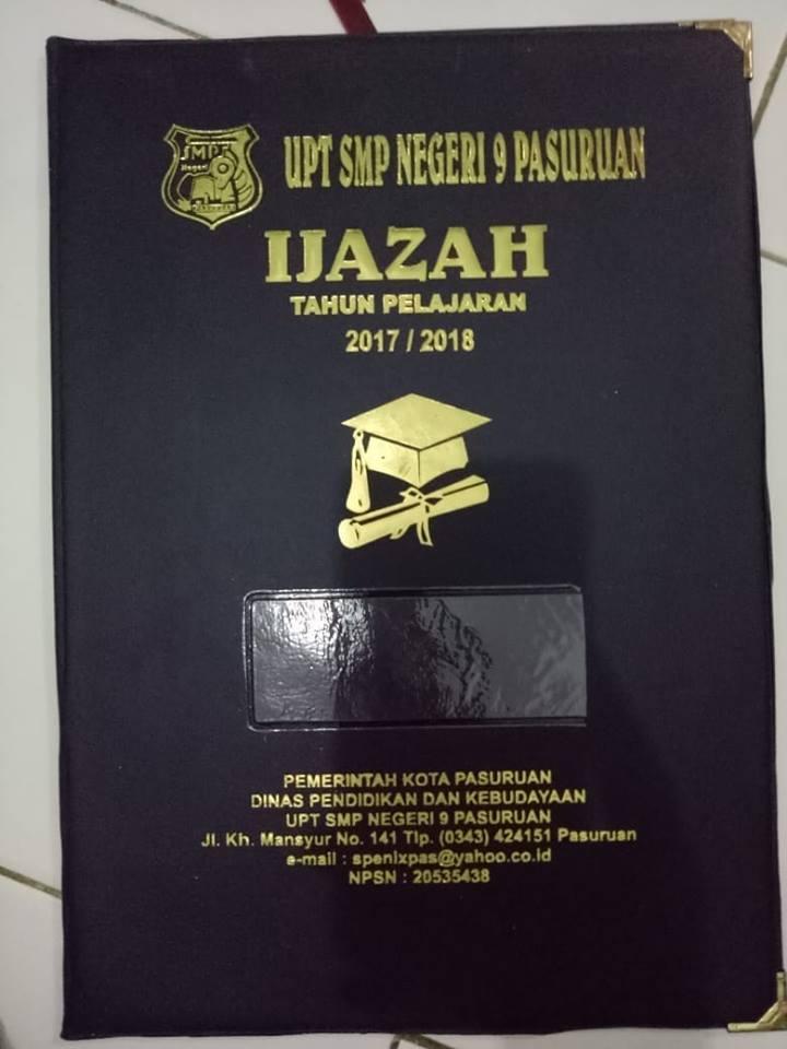 MAF IJAZAH
