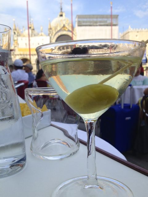 Cocktails in Venice
