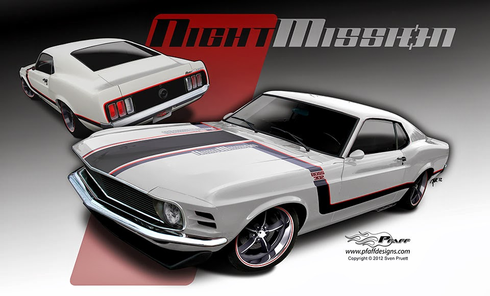 Night Mission Boss 302 Blog