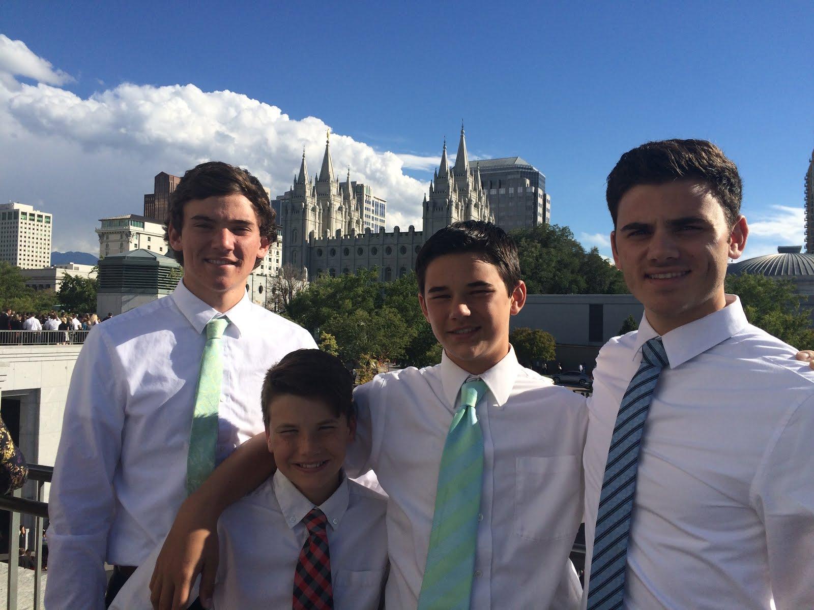 Thorpe family blog