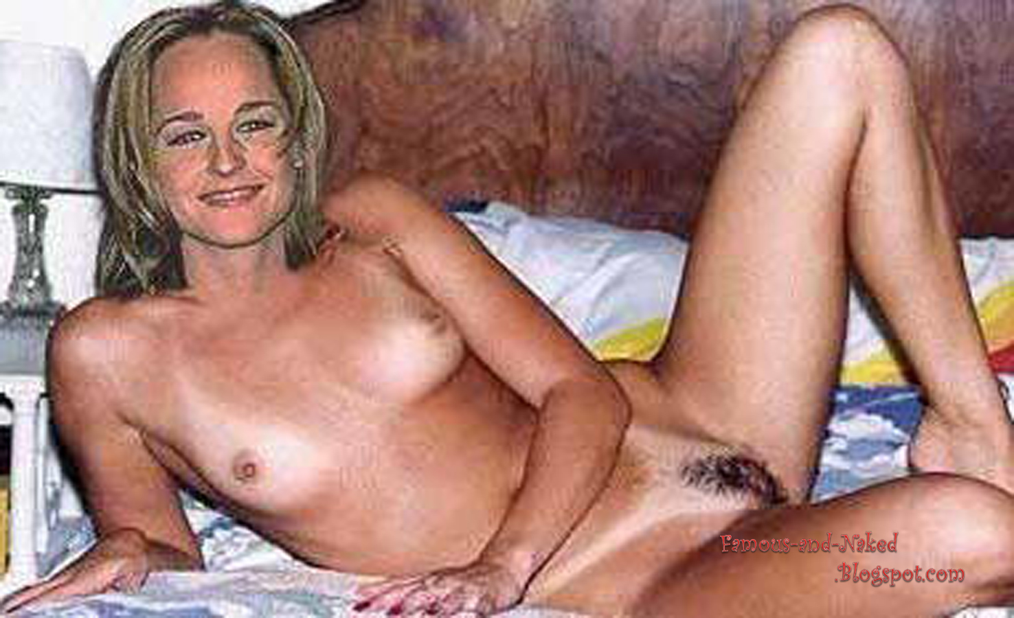Healthy! helen hunt naked And have