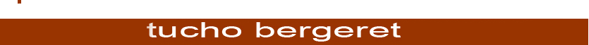 TUCHO BERGERET