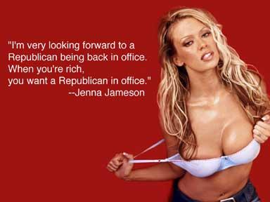 strip Jenna club jameson