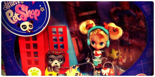 Littlest Pet shop Blythe