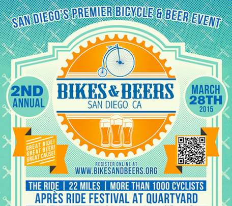 Bikes And Beers San Diego The nd annual Bikes amp Beers