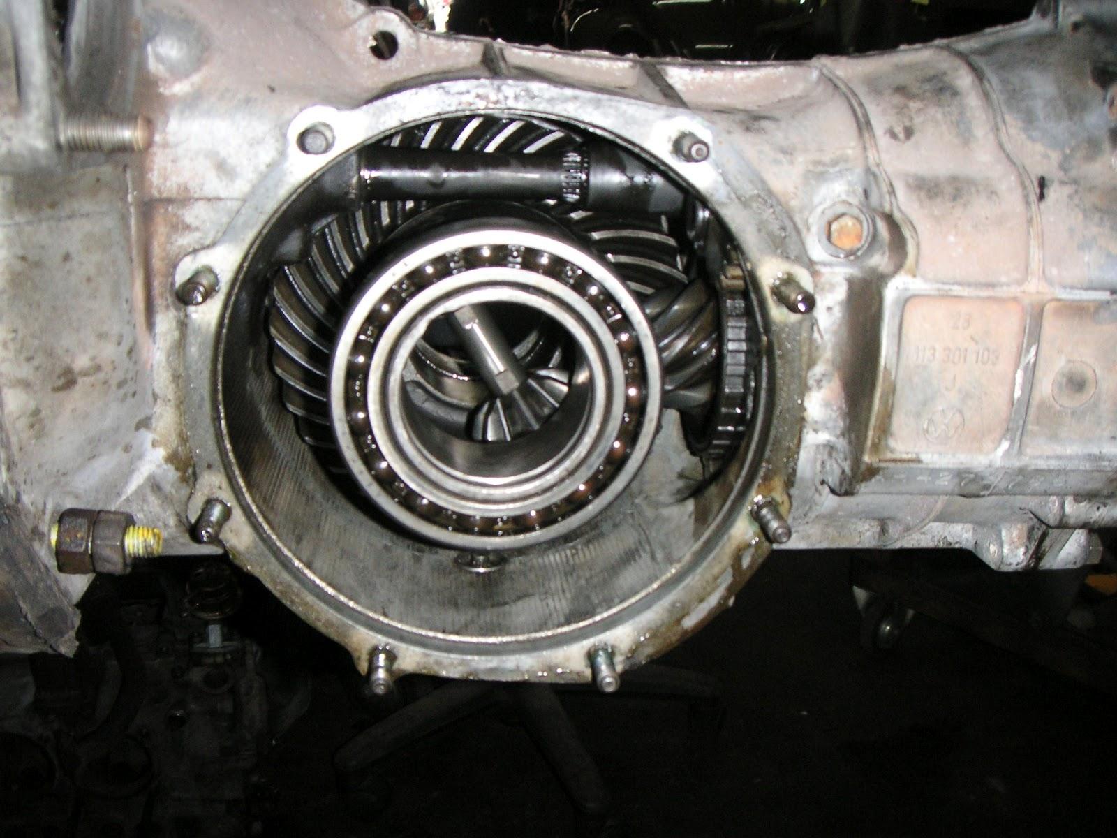 Volksworld Restoration Volkswagen Beetle Gearbox Overhaul