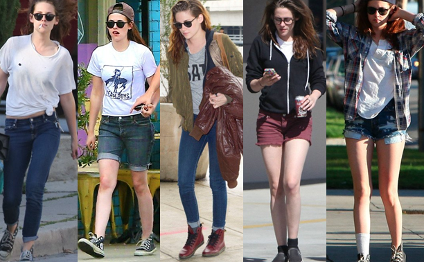 Image result for kristen stewart style clothes