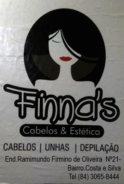 FINNAS CABELOS E ESTETICA