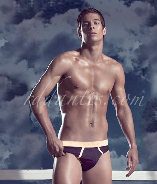 Hot Pinoy Athlete Jake Letts