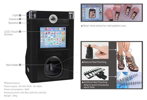 Artpro nails sg artpro nail printer artpro nails sg prinsesfo Image collections