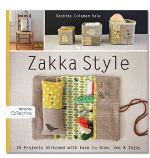MY WORK FEATURED IN ZAKKA STYLE JANUARY 2012