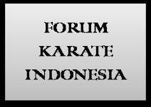 Forum Karate