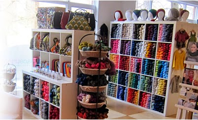 Queerjoe 39 s knitting blog the best yarn store ever for Craft stores in canada