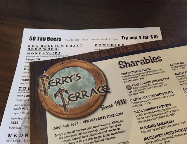 Terry's Terrrace