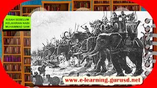 Tahun Gajah dan Kisah Kelahiran Nabi Muhammad  SAW