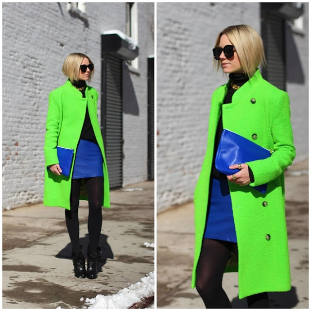 neon ceket