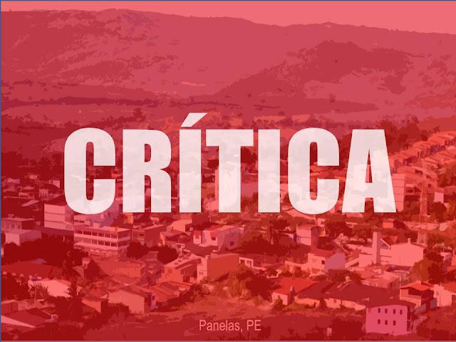 Panelas-PE e a situação Crítica!