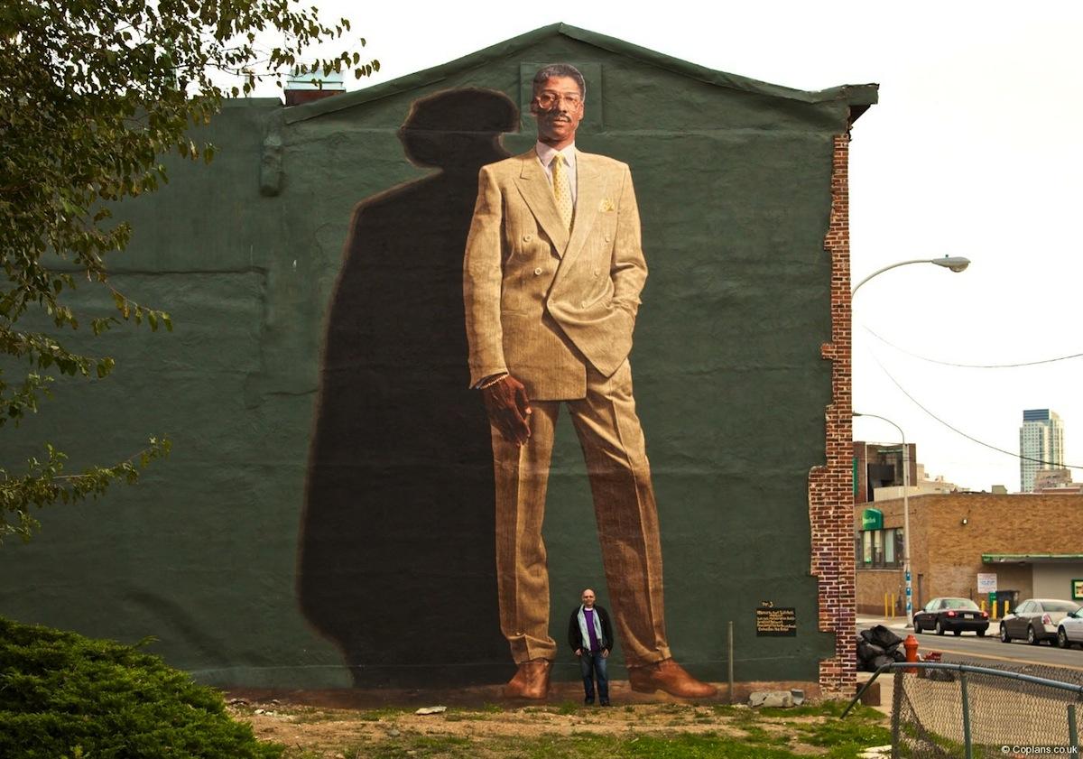Williamt blog murals weeners for Dr j mural philadelphia